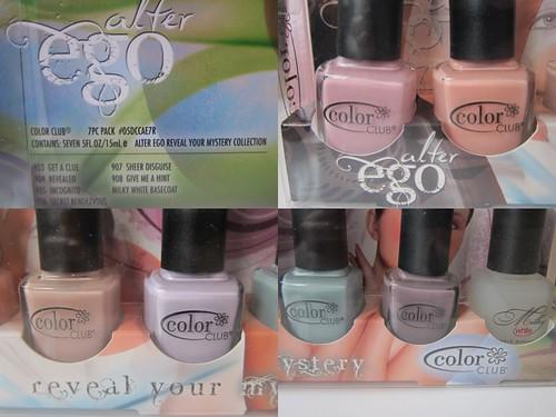 Nail Polish Canada July 2011 purchase