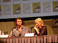 Snow White and the Huntsmen - Comic-Con - July...