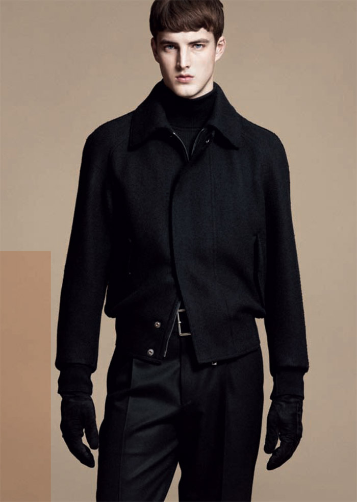 James Smith0070_Z Zegna Fall 2011 Campaign(Fashionisto)