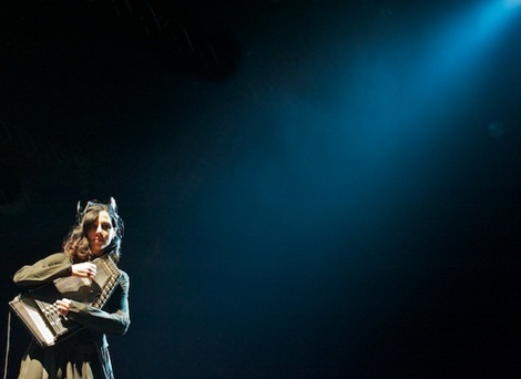 PJ Harvey - I'll Be Your Mirror - ATP Festival