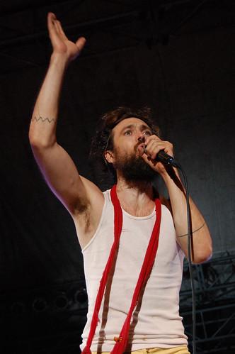 Edward Sharpe & The Magnetic Zeros - Evolve Festival 2011