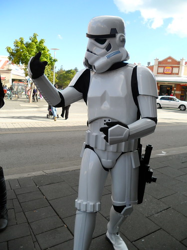 Fremantle Storm Trooper
