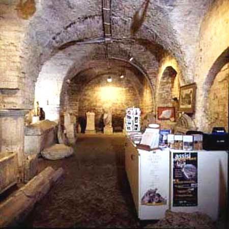 Museo de la Porciuncula