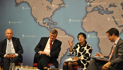 Launch of the Chatham House-YouGov Survey 2011 (Chatham House, London) Tags: chathamhouse internationalrelations internationalaffairs royalinstituteofinternationalaffairs