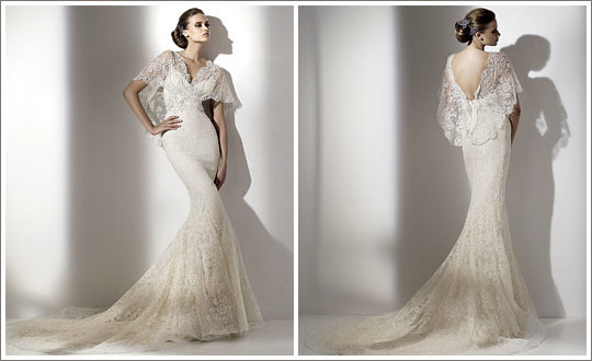 elie saab - erato - wedding collection 2011