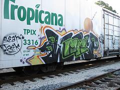 Juice Train