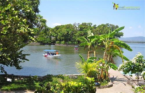 Isletas Tour Granada Nicaragua Boats
