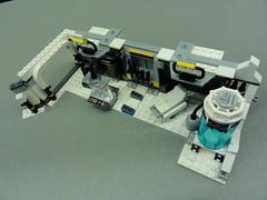 DSC04063 (starstreak007) Tags: lego echo base hoth 7879