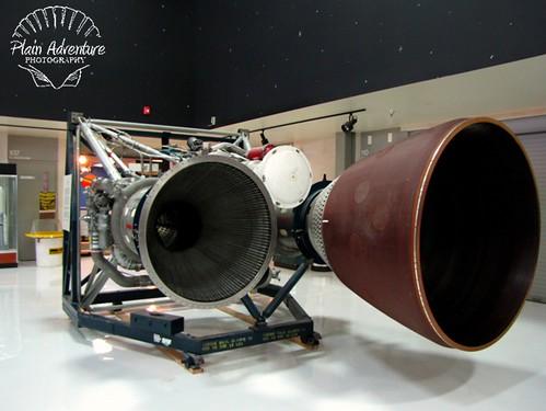 Titan IV Engines
