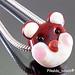 Charm Bead Pandora European : Bear