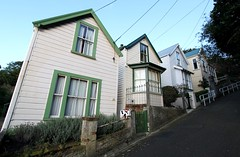 Old Charm (kiwi photo lover) Tags: newzealand 19thcentury wellington restored cottages thorndon historicquarter ascotstreet
