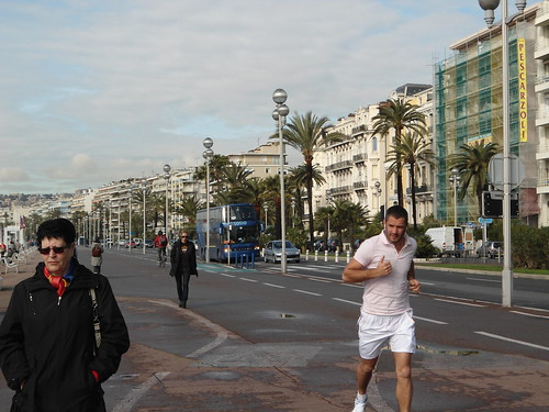 Paseo de los Ingleses, Niza 2011, Francia/Promenade Des Anglais, Nice' 11, France - www.meEncantaViajar.com by javierdoren