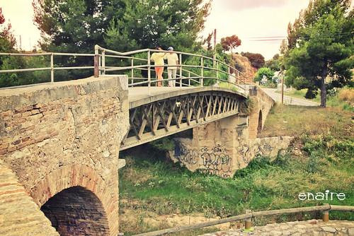 El puente!