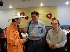 Lee Cheuk-yan (李卓人) in Calgary - pix 01