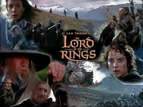 The Lord of the Rings: La Triologia Epica de J.R Tolkien