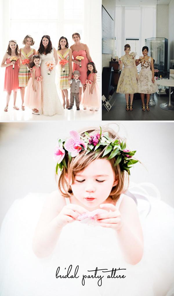 Omaha, Nebraska Wedding Planner bridal_party_attire