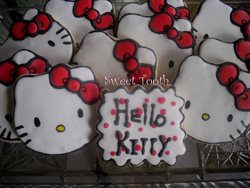 Hello Kitty Cookie Platter