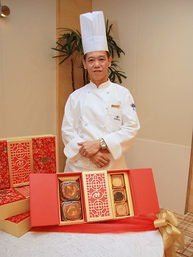 Senior Chinese Chef Aw Yeong Kin