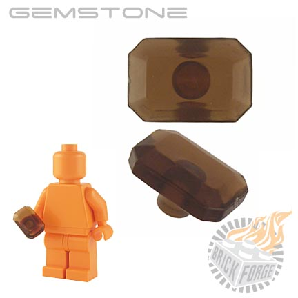 Gemstone - Trans Brown (Topaz)