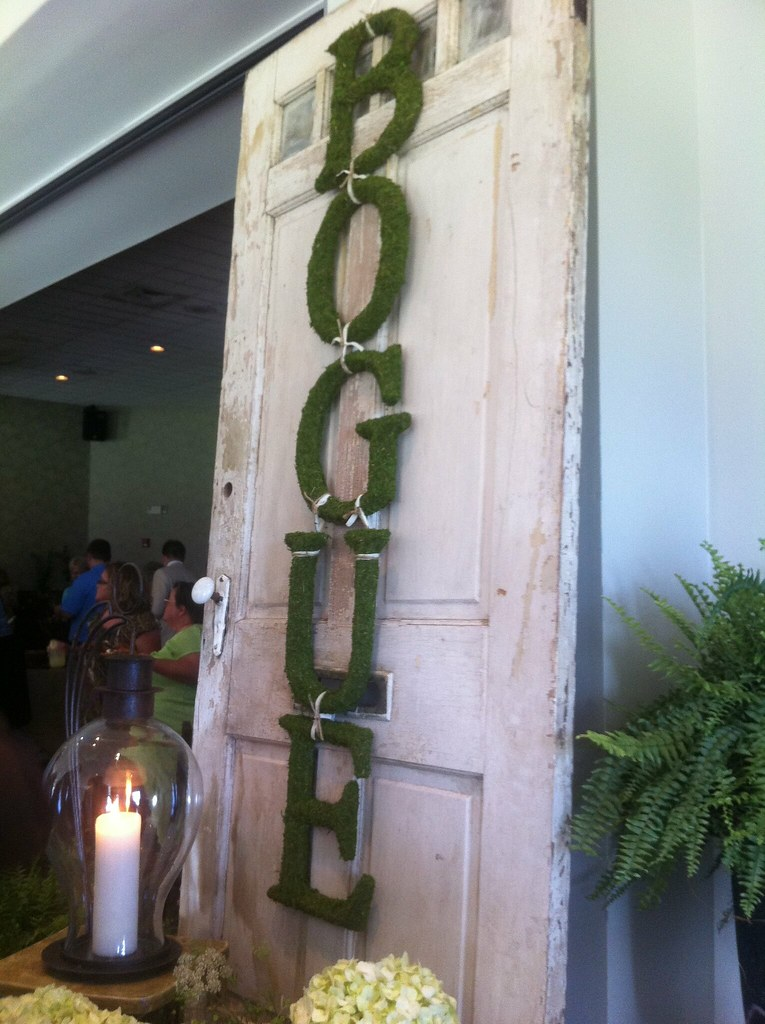 reception door