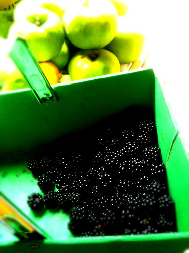 Bramleys and Blackberries