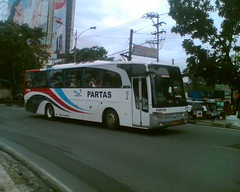 Partas (Bus Ticket Collector) Tags: bus pub philippines mb beepbeep mercedezbenz balintawak partas travego almazora dmmc pbpa philippinebusphotographersassociation