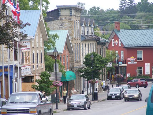 Old town Gananoque