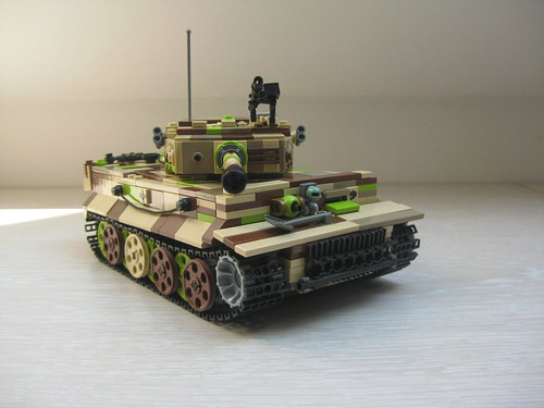 Best of Lego Tiger Tanks - a gallery on Flickr