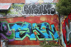 Tekn (You can call me Sir.) Tags: california county graffiti bay north sonoma petaluma northern northbay tekn