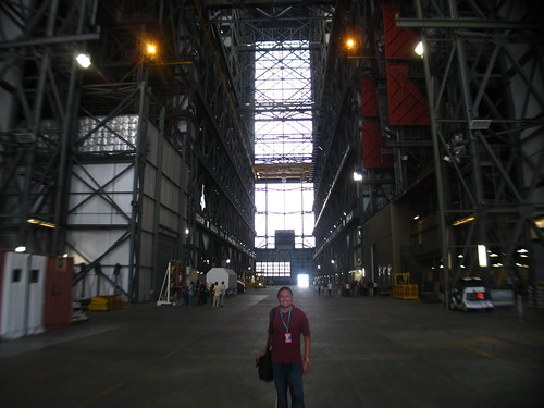 Me in the VAB