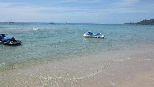 Koh Samui Chaweng Beach south サムイ島チャウエンビーチ南 (2)