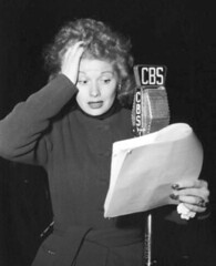 Happy birthday, love! (A great link included!) (*darkly dreaming gardener*) Tags: oldtimeradio happybirthday 100 suspense ilovelucy lucilleball youtube alittlepieceofrope