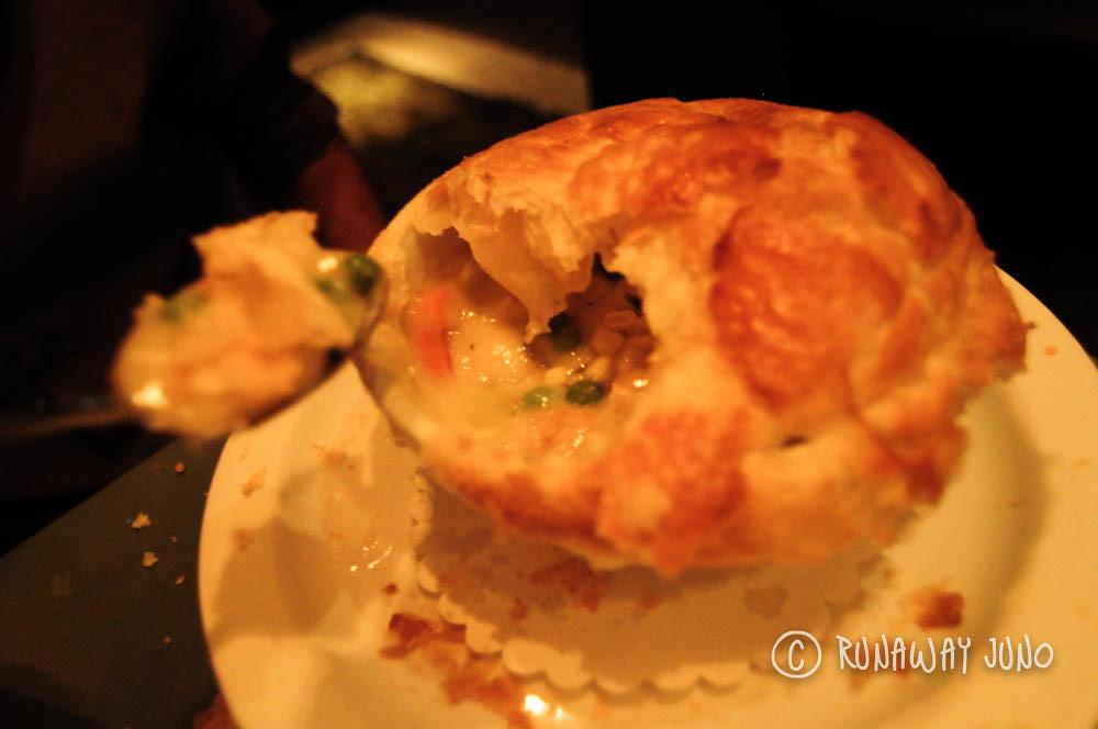 Jones Stephen Starr Restaurant Philadelphia Chicken Pot Pie-