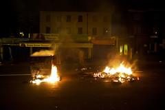 Tottenham riots by Nicobobinus
