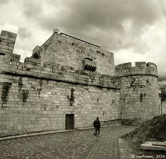 Castillo de Puebla de Sanabria (Zamora, España)