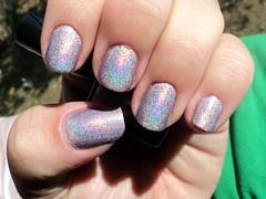 Charlotte, Rivka (thaisfartes) Tags: nail nails lilac nailpolish unhas holographic holography lilas unha rivka esmalte holografia hologrfico