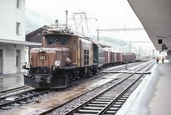 Trains des Rhétiques (Suisse)