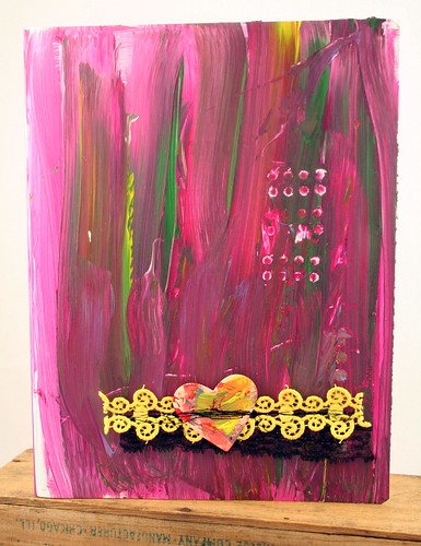Grungy Journals 009