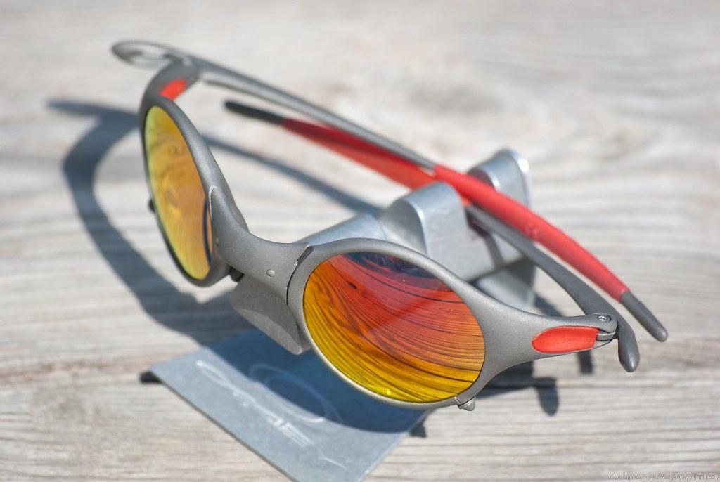 Oculos Oakley X Metal Mars   David Simchi-Levi 73118a1c73