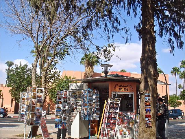 Shopping in Marrakech