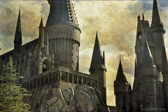 Towering Hogwarts (Nancy Violeta Velez) Tags: castle texture photography interesting flickr corridors themeparks hogsmeade passageways hippogriff iftomorrownevercomes nikkor18200 universalsislandsofadventure castlegates thewizardingworldofharrypotter thegoldenphoenix tatot nikond5000 texture86 lenabemanna nancyvioletaphotography toweringhogwarts