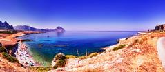 Baia Santa Margherita (g.fontana) Tags: santa san pano lo capo hdr margherita vito baia macari makari