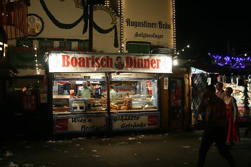 Boarisch Dinner