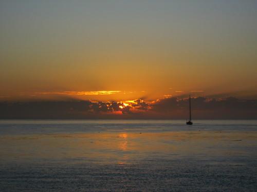 monday sunrise