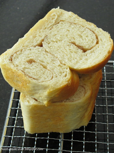 Maple Syrup Cinnamon Loaf