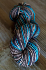 'london' on Meadow Mountain Merino