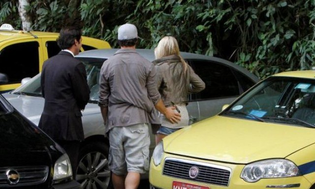 Alexandre Pato dan Barbara Berlusconi