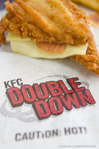 Double Down by KFC