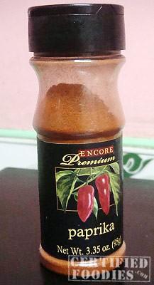 Encore premium Paprika - CertifiedFoodies.com