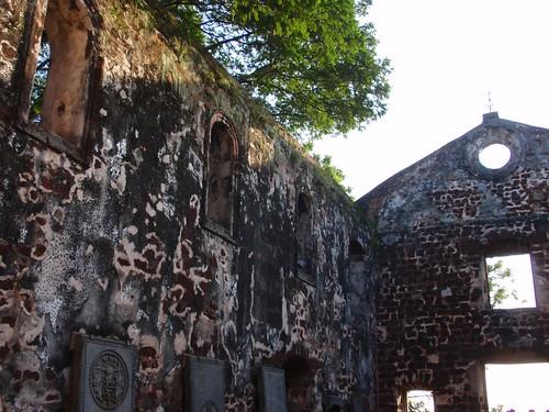 Melaka St Paul's
